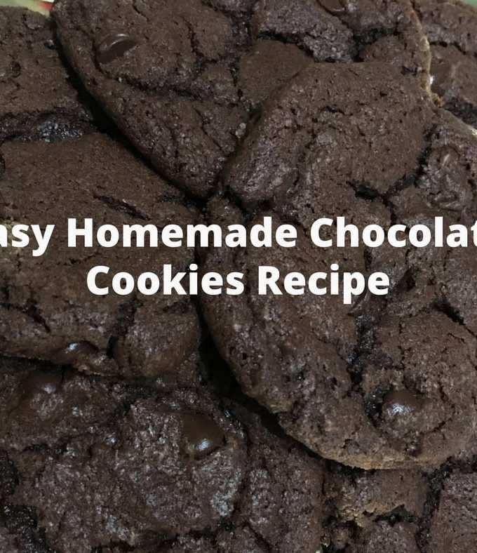 Moist Chocolate Cookie Recipe From Scratch – How To Make Chocolate Cookies From Scratch