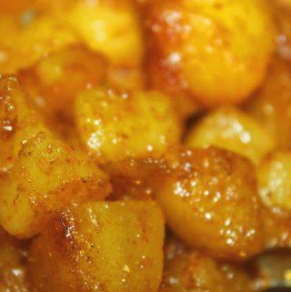 potato masala without onions