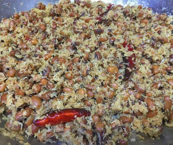 vanpayar thoran kerala style recipe