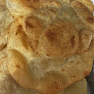 bhatura recipe with yeast