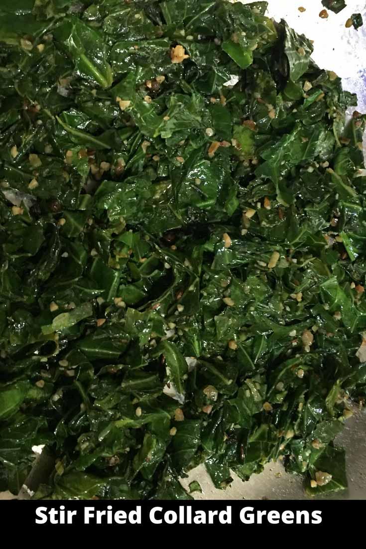 collard greens vegetarian recipe