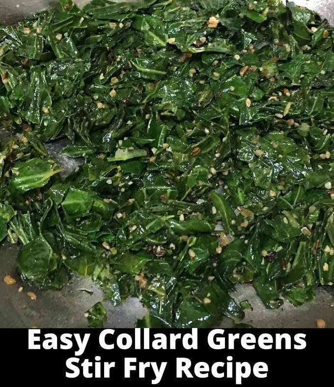 Collard Greens Vegetarian Recipe – How Long Does It Take To Cook Collard Greens