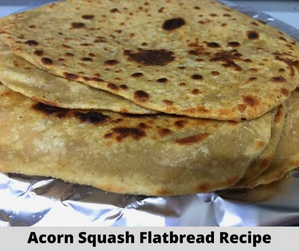 acorn squash flatbread recipe