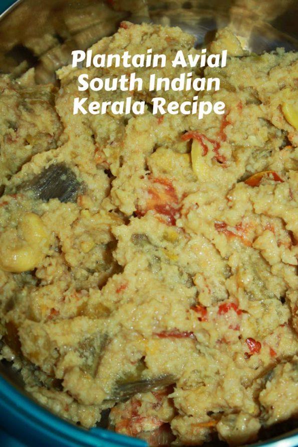 how to make avial kerala recipe