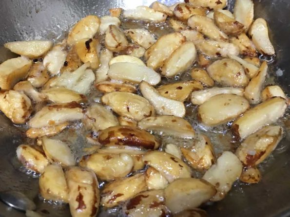 how to make jackfruit seed stir fry