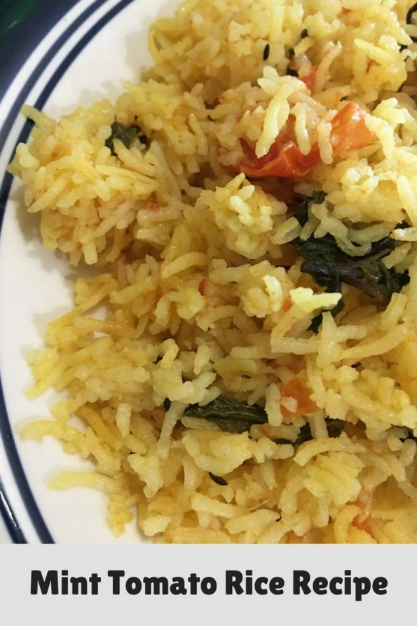 how to make tomato rice without onions