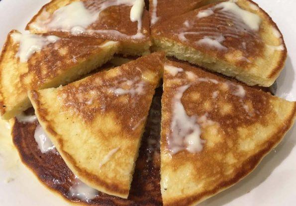 pancakes without baking powder or soda
