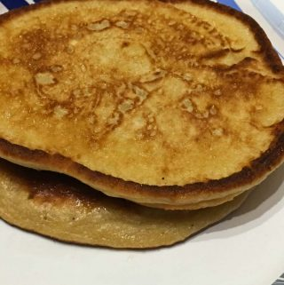 pancakes without baking powder and baking soda