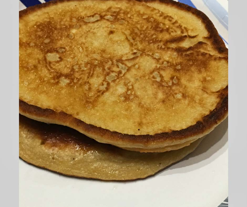 Pancakes without baking powder or baking soda or vanilla extract ccuart Gallery
