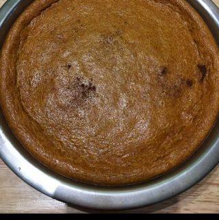recipe for crustless pumpkin pie