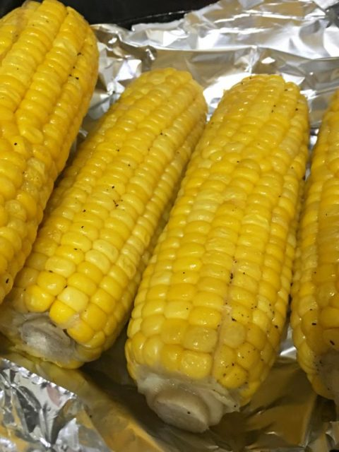 easy corn on the cob recipe without butter