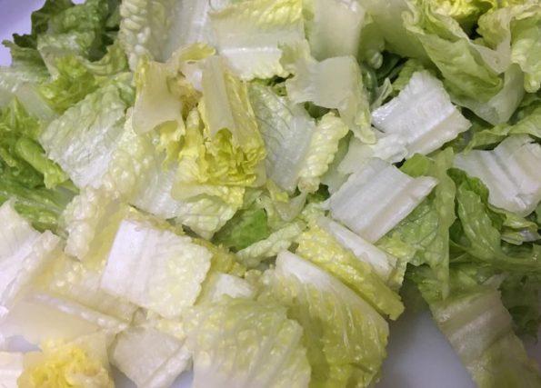 leftover lettuce recipe