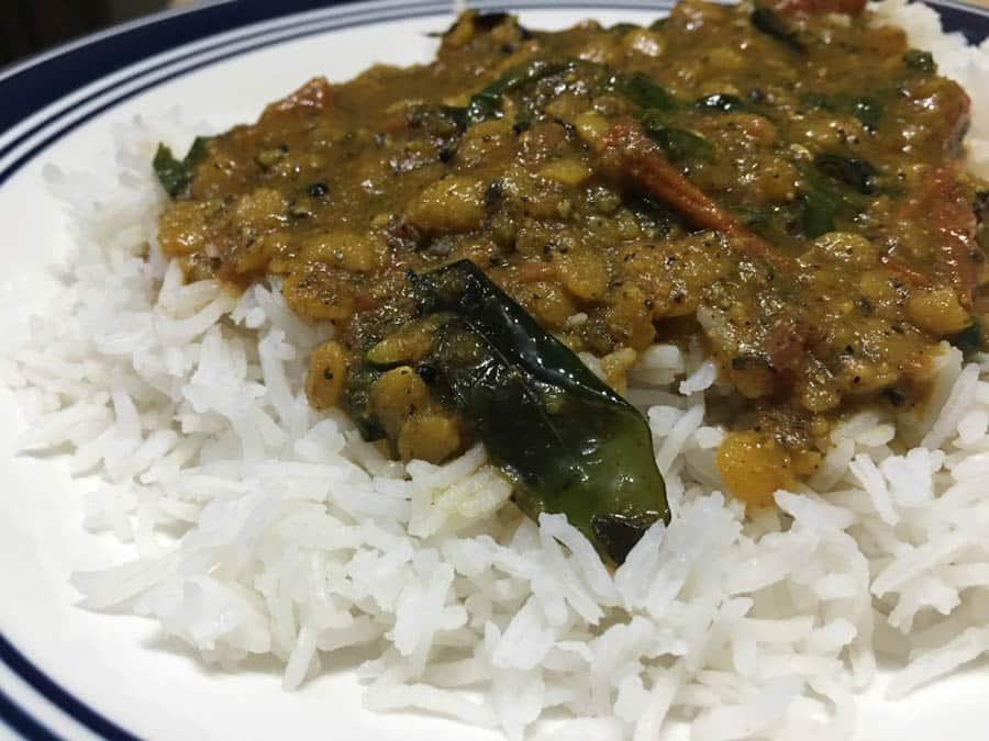 thakkali rasam without tamarind