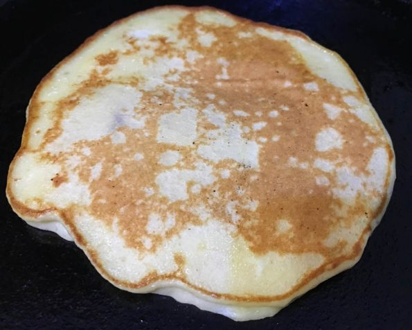 3 ingredient banana pancakes recipe without baking powder