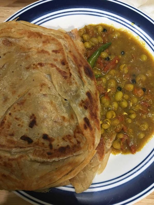 green peas curry without coconut kerala