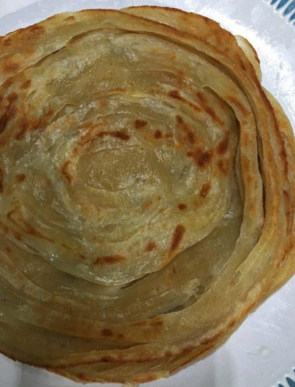 kerala style parotta recipe