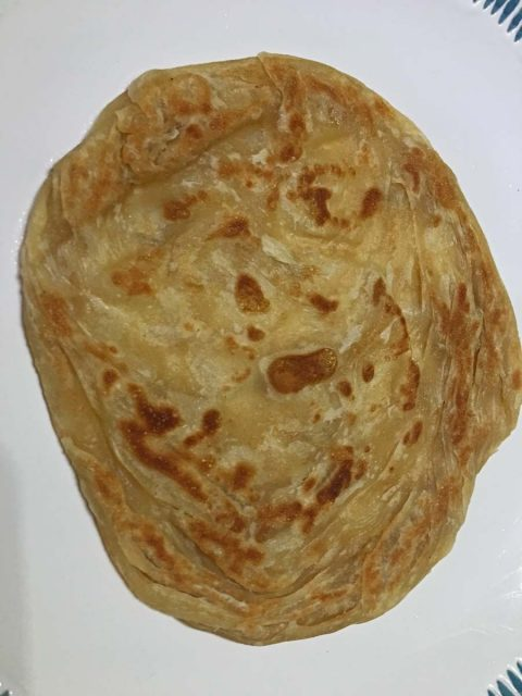 malabar parotta recipe without eggs