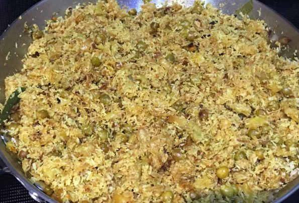 cabbage green peas recipe indian style