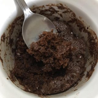 eggless chocolate mug cake recipe easy
