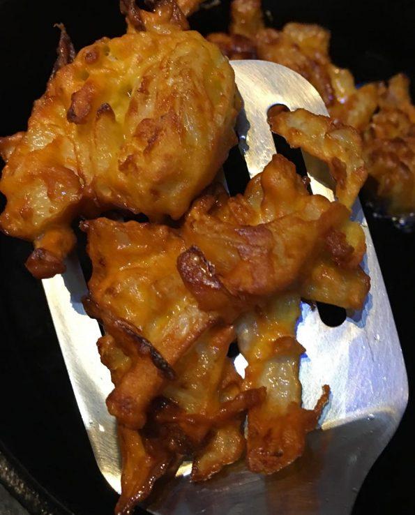 onion pakoda south indian kerala style recipe