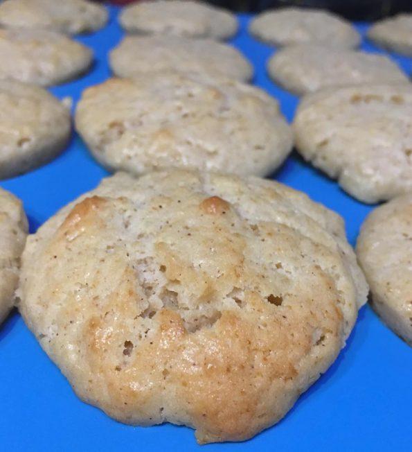 cinnamon applesauce muffins recipe from scratch