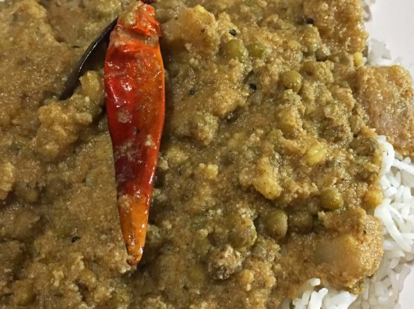 kaya curry with payar recipe