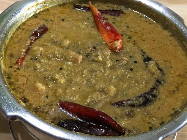 raw banana curry south indian recipe
