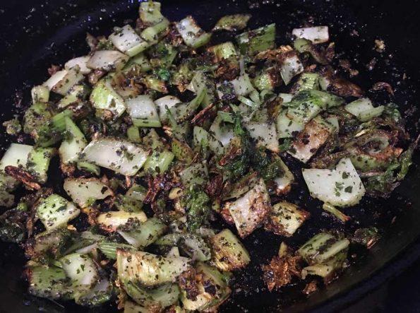 celery stir fry recipe vegetarian