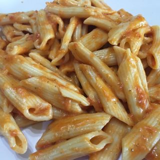 instant pot one pot pasta recipe