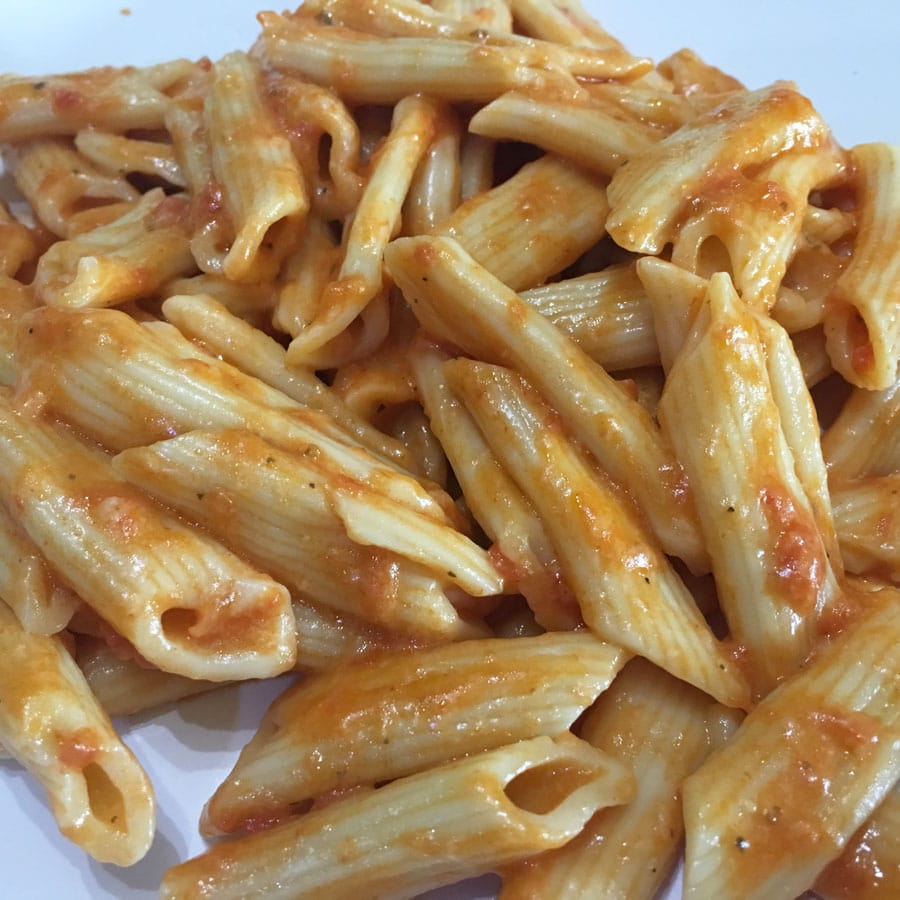 easy instant pot one pot pasta recipe