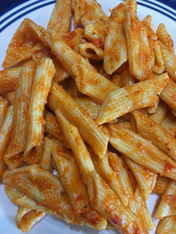 easy instant pot penne pasta recipe