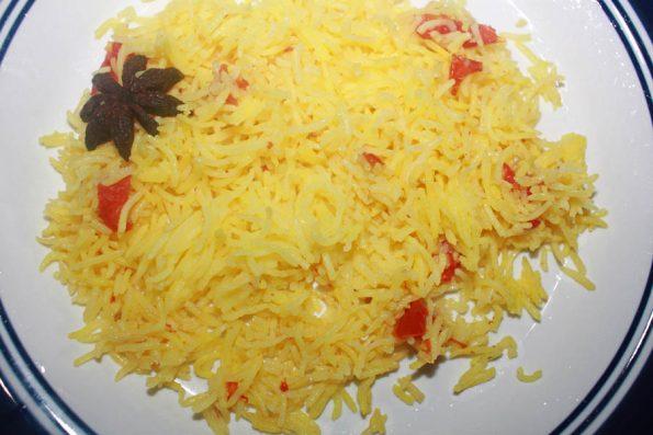 easy instant pot tomato rice pilaf recipe