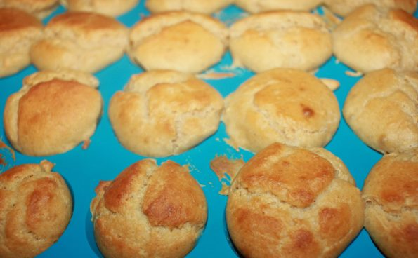 eggless pancake muffins recipe