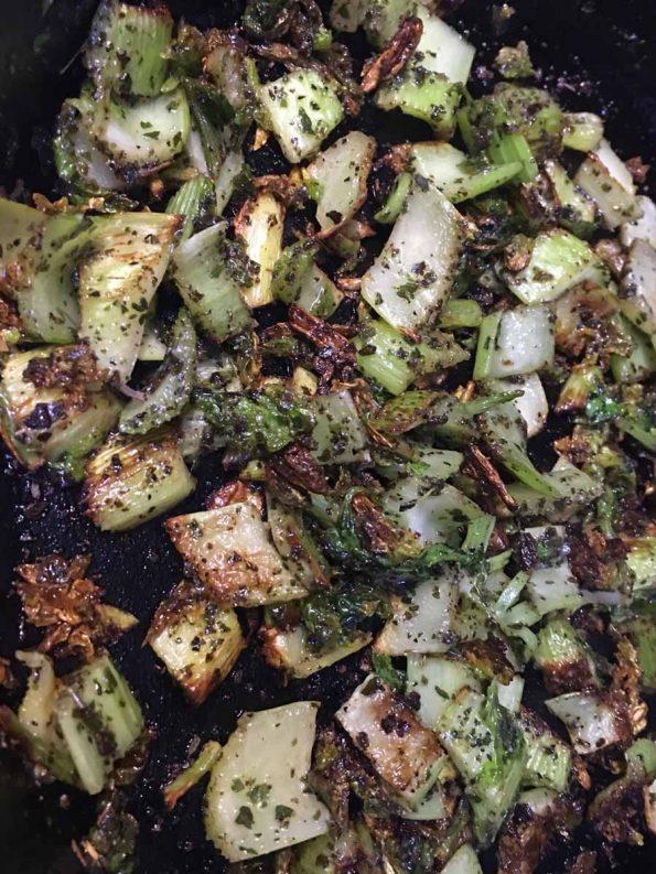 how to make celery stir fry recipe