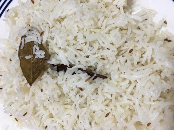 instant pot jeera rice indian style recipe