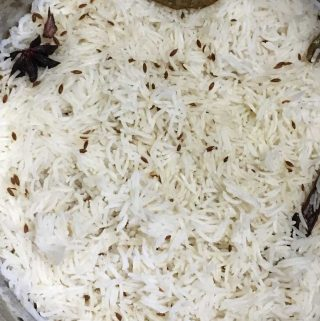 instant pot jeera rice recipe
