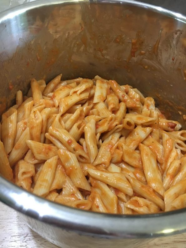 instant pot penne pasta recipe easy