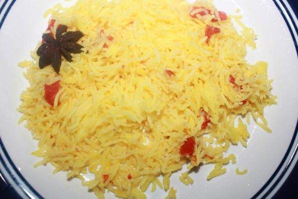instant pot tomato rice south indian recipe