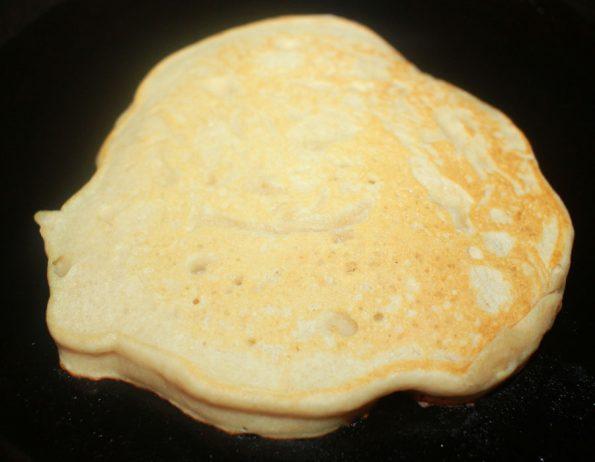 pancake batter to make pancake muffins