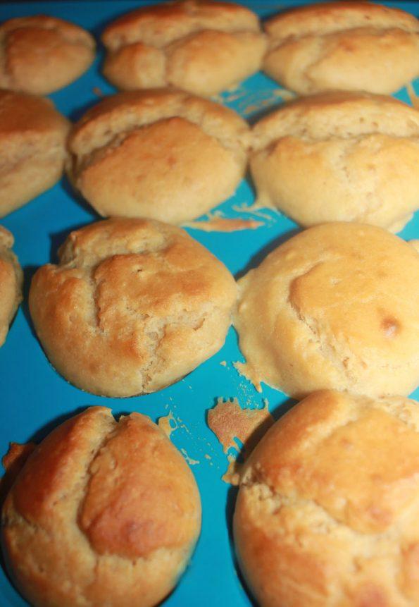 pancake muffins recipe egg free