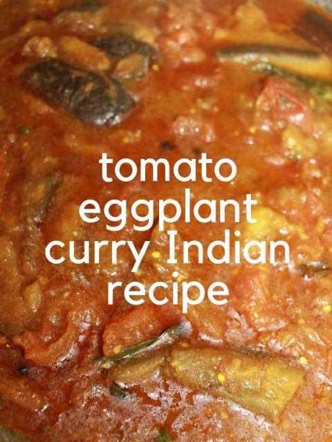 brinjal curry for chapathi south indian kerala style recipe