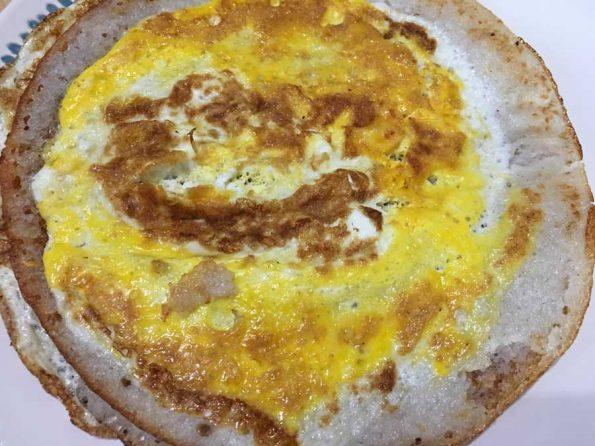 egg dosa mutta dosai recipe