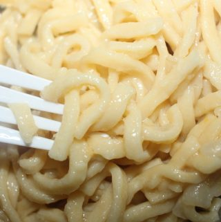 instant pot buttered noodles easy recipe