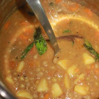 instant pot vegetable curry recipe south indian kerala style