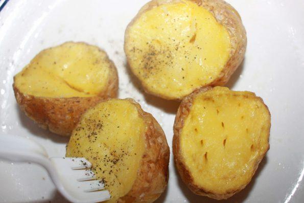 soft microwave potato recipe