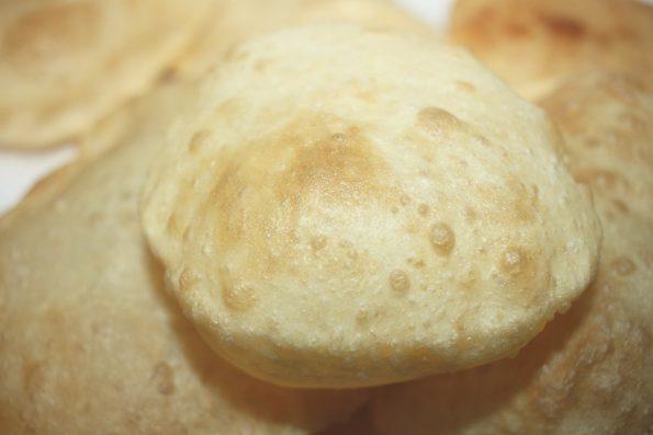 fluffy luchi puri recipe