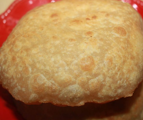 how to make soft poori recipe