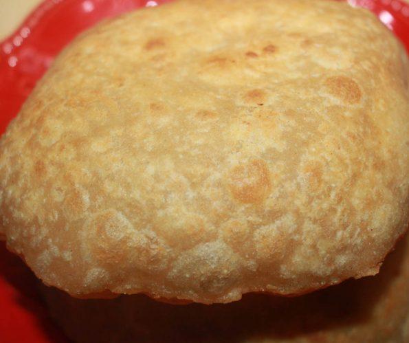 how to make soft poori recipe