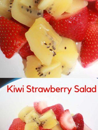 kiwi strawberry salad recipe