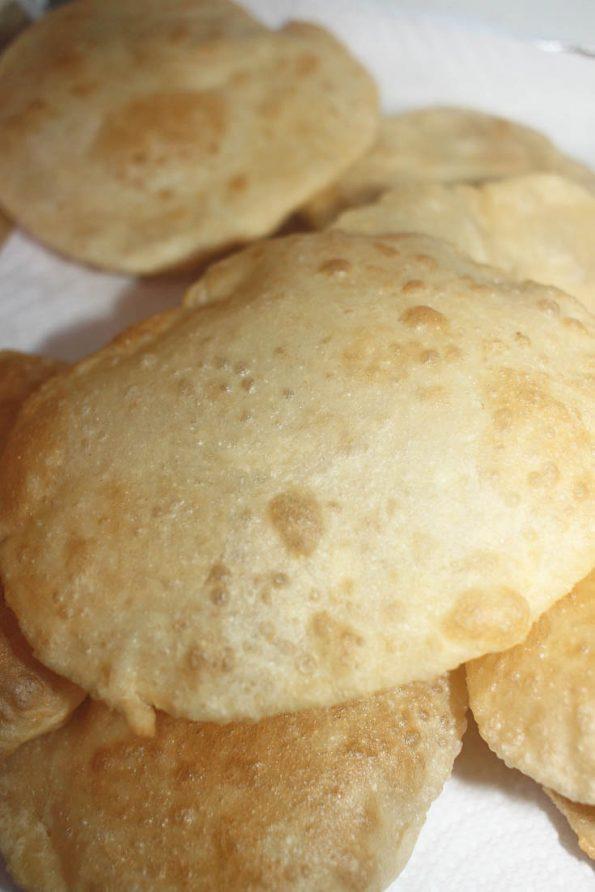 luchi recipe bengali style